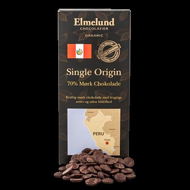 Mørk chokolade, 70 %