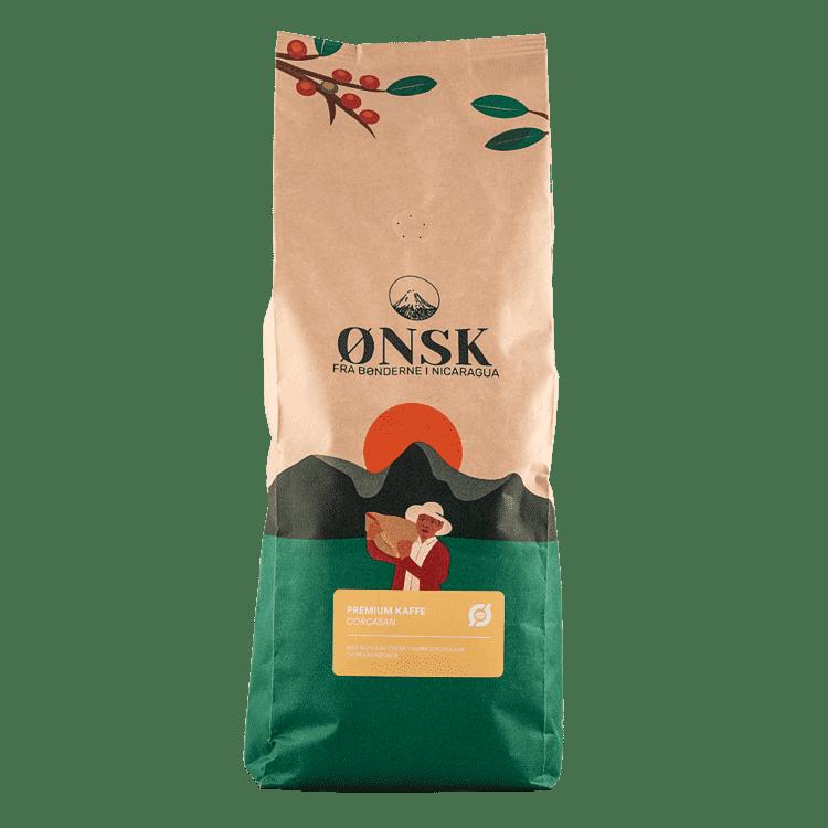 ØNSK Kaffebönor Filter