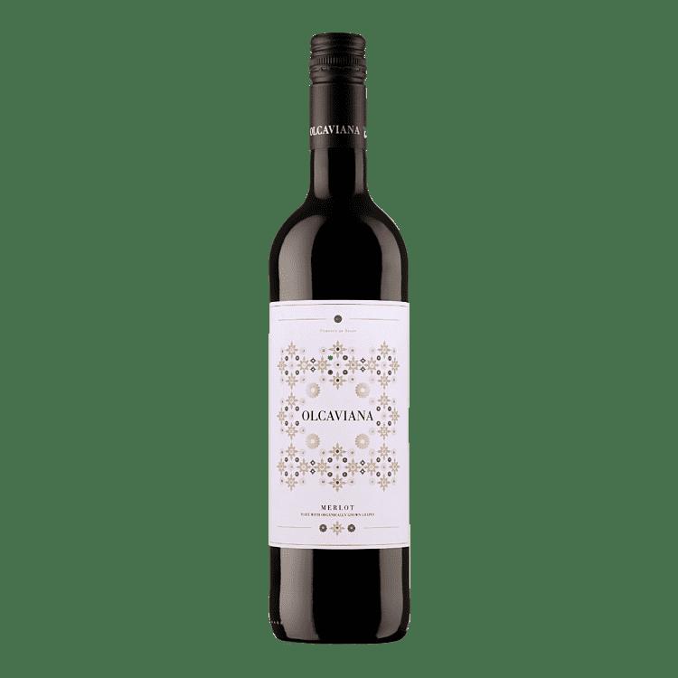 Olcaviana Rødvin