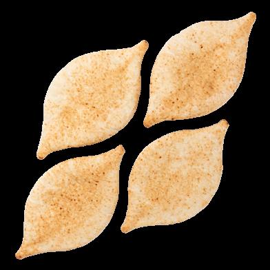 Pitabrød, hvede