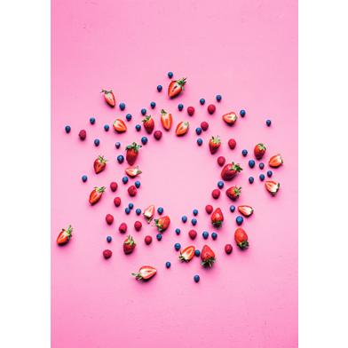 Plakat Bær