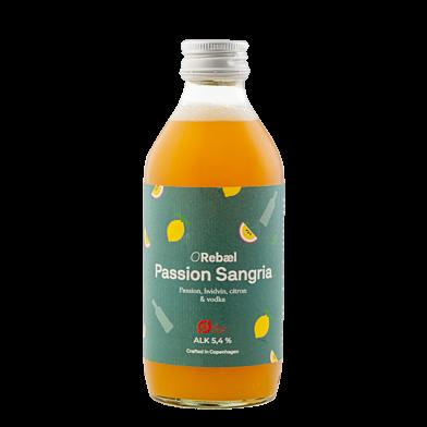 Rebæl Cocktail – Passion Sangria