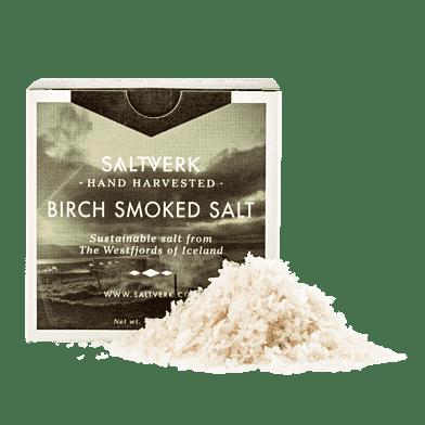 Birkerøget salt