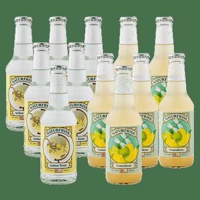 Sodavand – Lemonbrus & Tonic