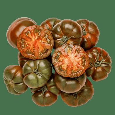 Sort perle-tomater