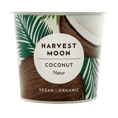 Syrnet kokos – Naturel