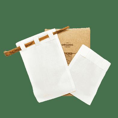 Tea bag set, genanvendelige