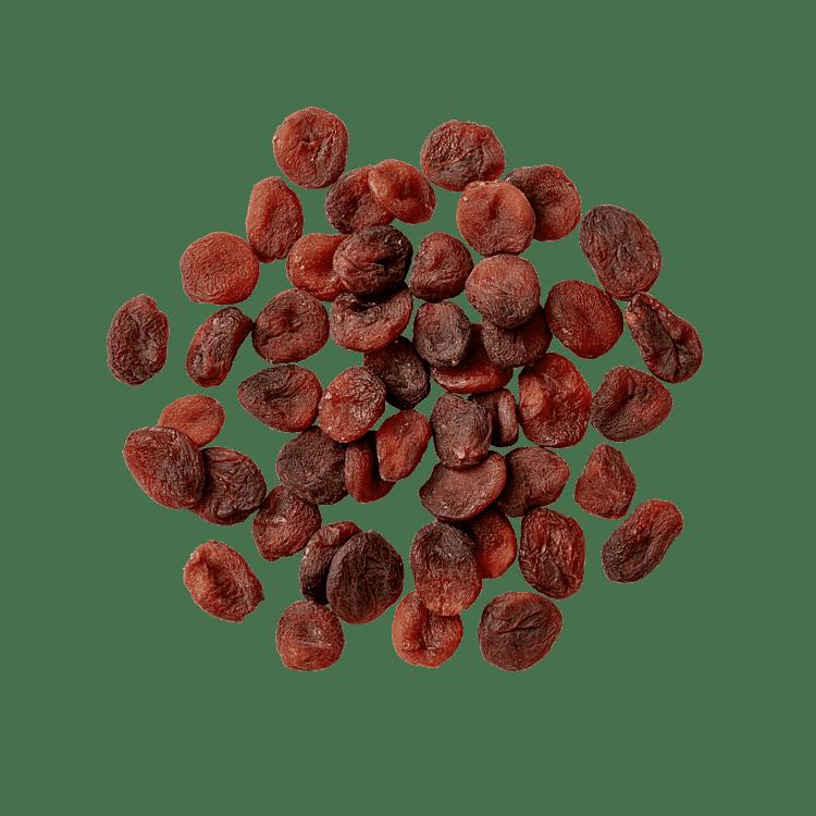 Tørrede abrikoser