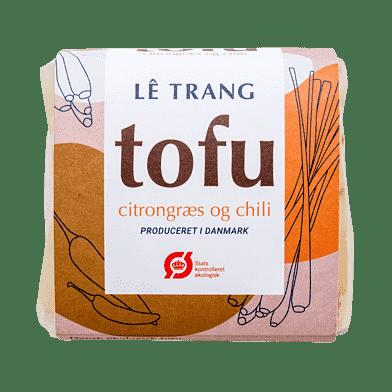 Tofu – Chili og citrongræs
