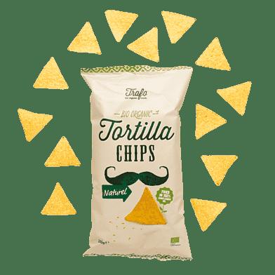 Tortillachips naturel
