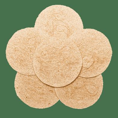 Tortillas, fuldkorn