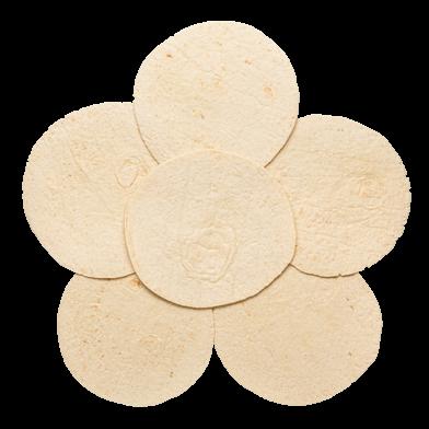 Tortillas, hvede
