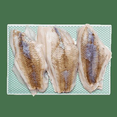 Fladfiskefileter