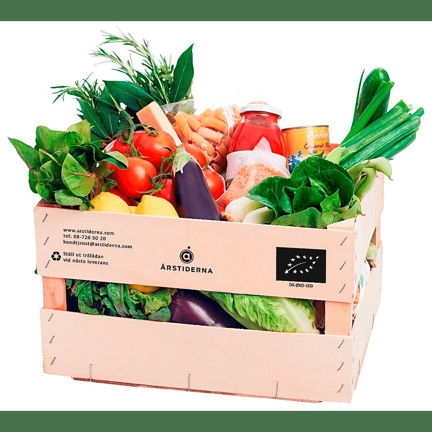 Vegetariska Matkassen
