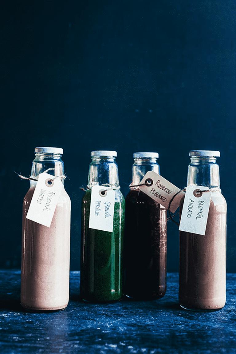 Blomkålsgreenie med avocado og kakao