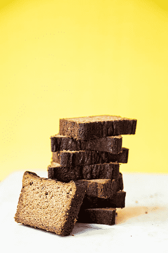 Caribbean banna bread