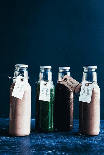 Grønkål, persille og peberrod