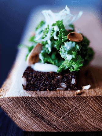 Salat - opskrifter fra Aarstiderne