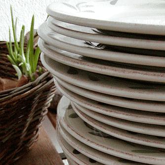 Grøntsagsragout med ristede mandler