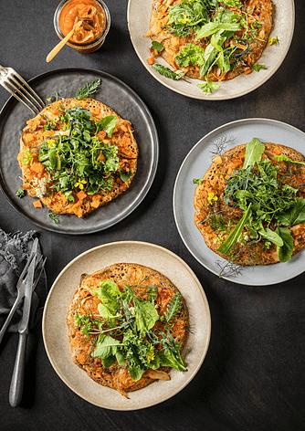 Kimchipandekager