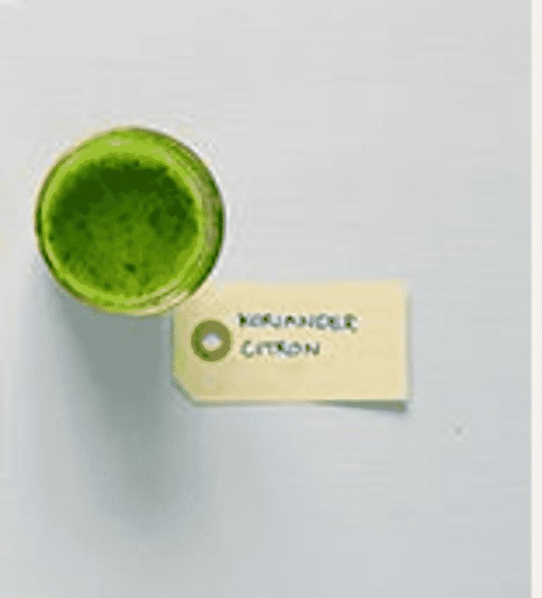 Koriander citron - shot