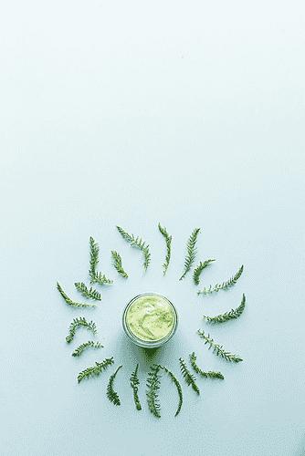 Røllike og avocado