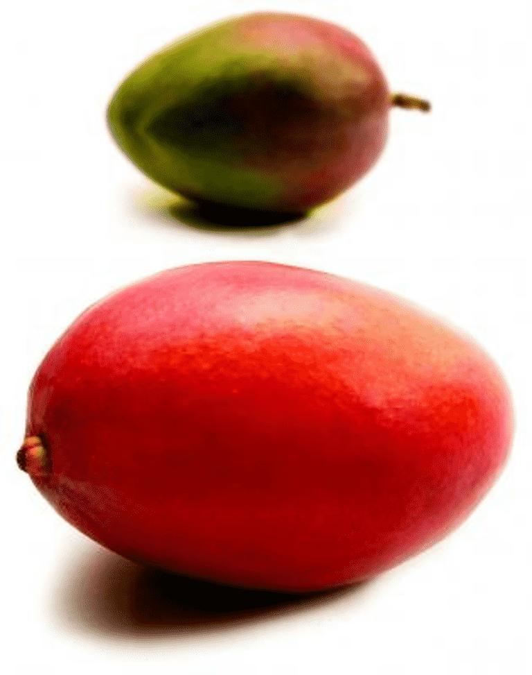 Mangosallad med ingefära