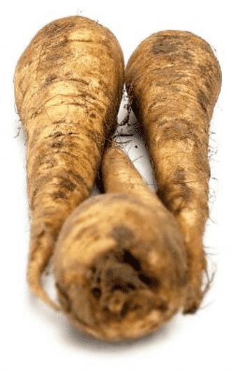 Palsternacksmos med potatis